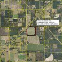 Suwannee Farms, Lakeland Sands, and Bill Gates in Suwannee County, FL