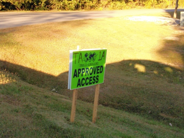 TA-1A, Price-Gregory, Approved Access,