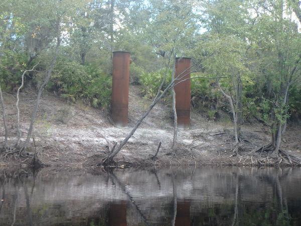 Turner Bridge pylons