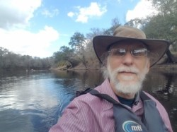 Heading downstream, Suwannee River, 30.4091667, -83.1563889