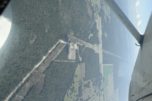 NE up Citrus County Line to Dunnellon Compressor Station,