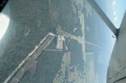 NE up Citrus County Line to Dunnellon Compressor Station, 28.9959070, -82.3571300