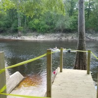 Suwannee River Campsites