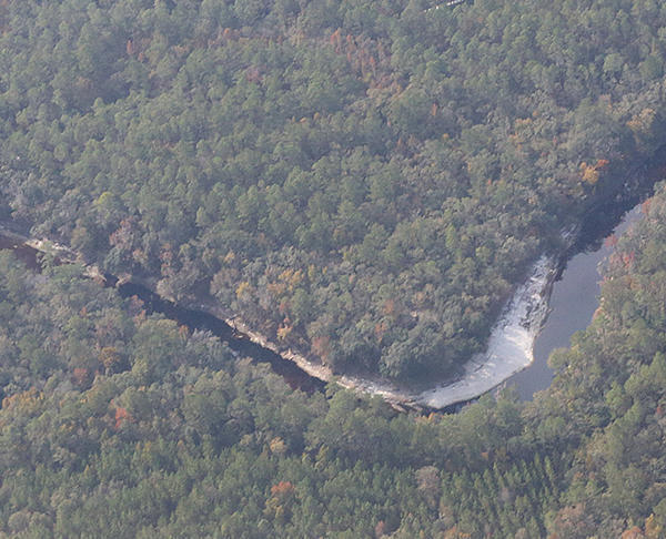 600x486 Woods Ferry Tract Launch, in Woods Ferry Tract to Suwannee Springs, by Beth Gammie, for WWALS.net, 23 November 2016