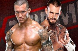 CM Punk/Randy Orton