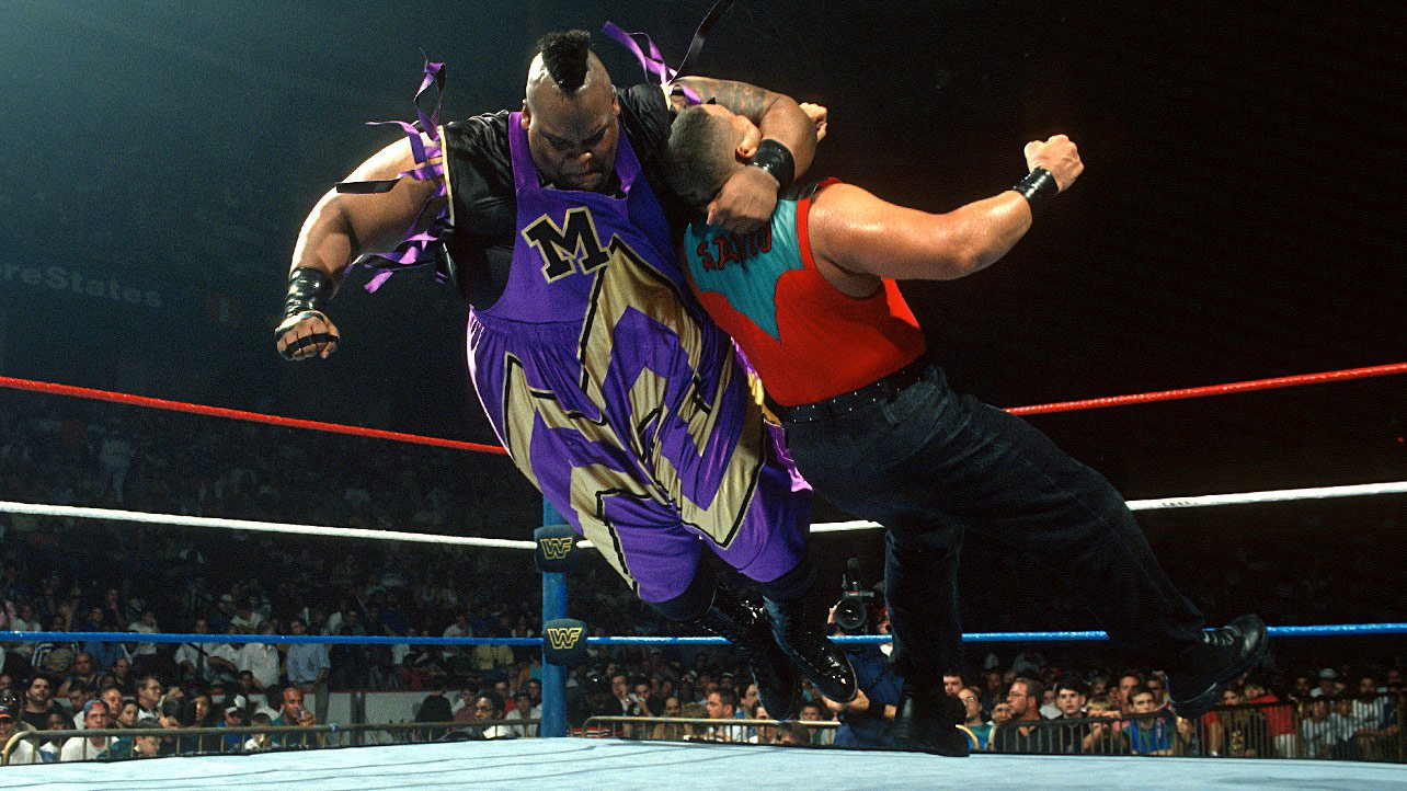 Mabel became the largest King of the Ring on June 25, 1995, with a win over Savio Vega.