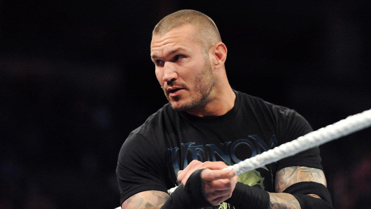 Randy Orton wwe.fr