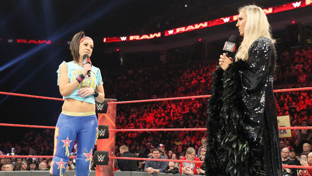 With the epic Sasha-Charlotte rivalry now over, Bayley says it's time a new challenger rise to the occasion.