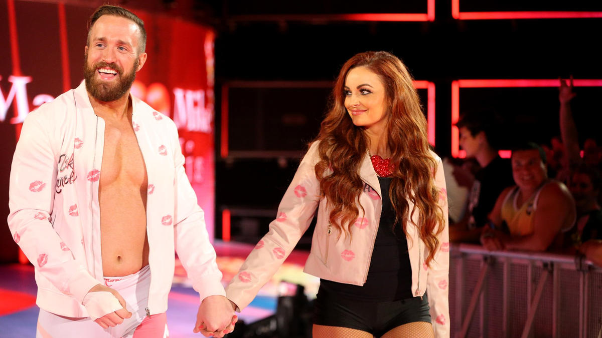 Image result for Mike and Maria Kanellis wwe