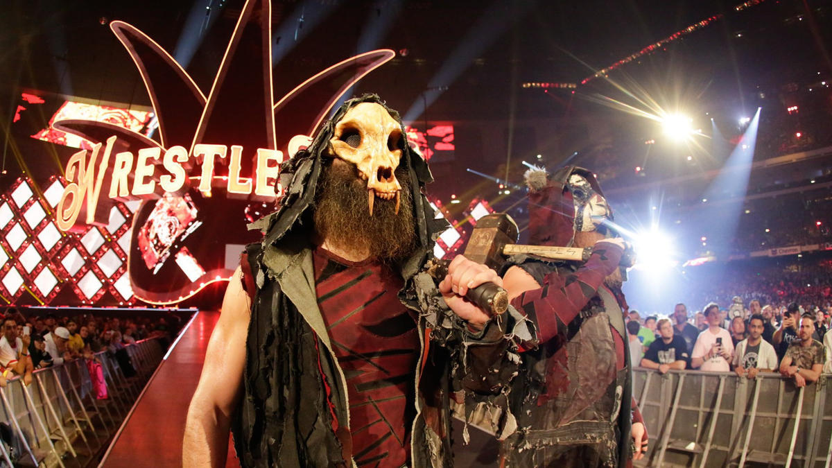 The Bludgeon Brothers came to New Orleans to bring the pain.