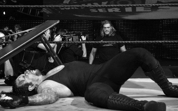 Survivor Series 2007 - Undertaker vs. Batista | WWE