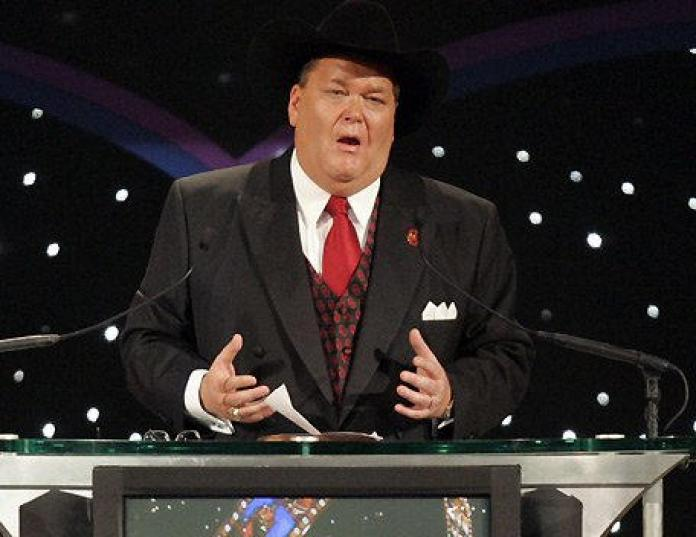 WWE Hall of Fame 2007 - Jim Ross induction: photos   WWE