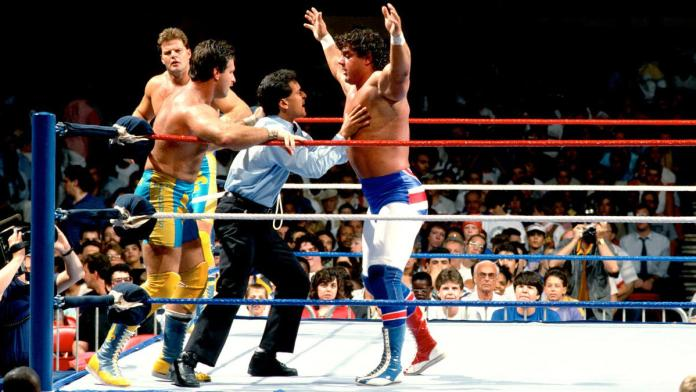 SummerSlam 1988: photos | WWE