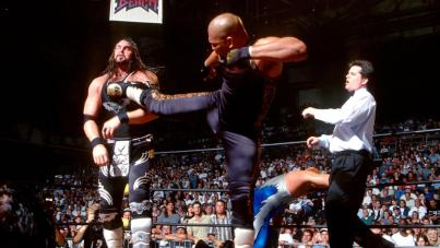 A Collective Review of WCW Bash at the Beach 1997 (Hogan/Rodman vs.  Luger/Giant) by Lance Augustine - TJRWrestling - WWE, AEW News, TV Reviews,  PPVs, More!