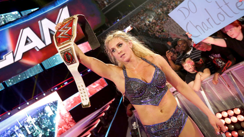 "Whether the WWE Universe likes it or not, ""the queen"" is back on the throne."