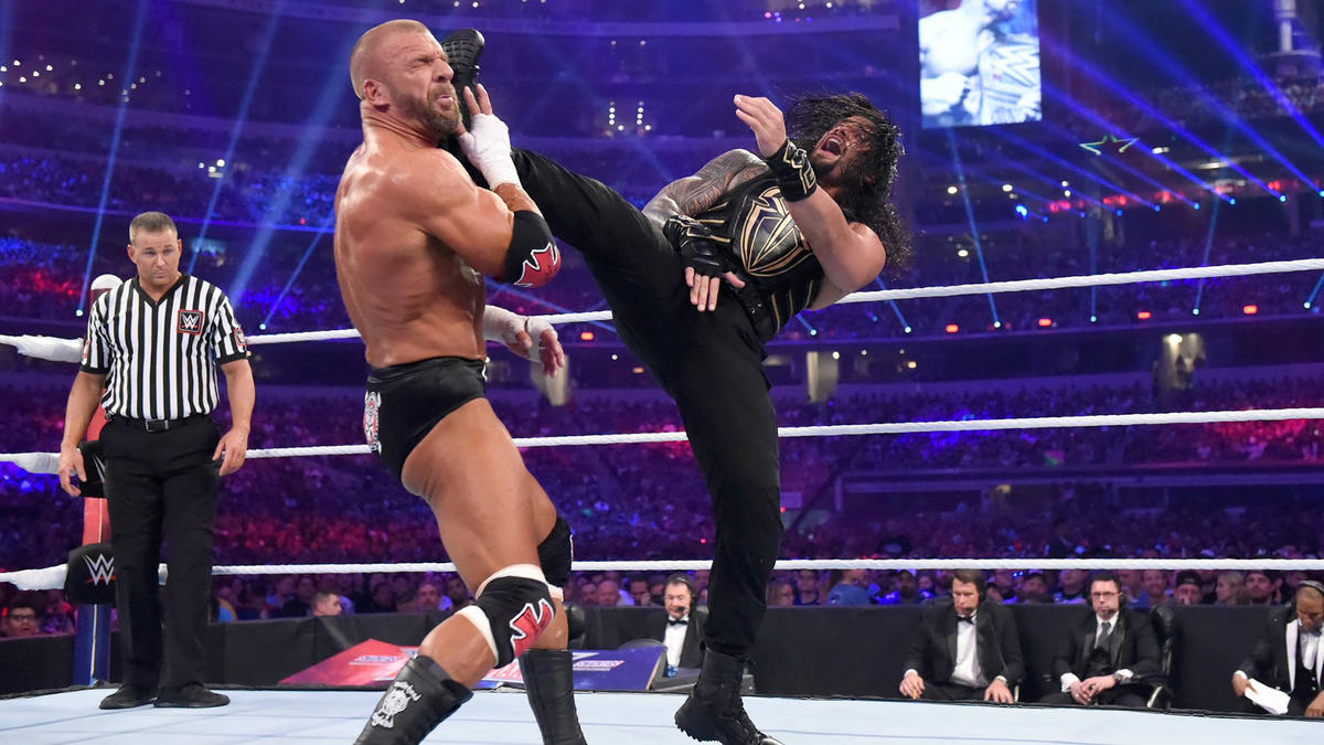 Image result for wrestlemania 32