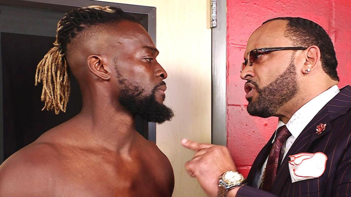 MVP is disappointed with Kofi Kingston: Raw, June 7, 2021 | WWE