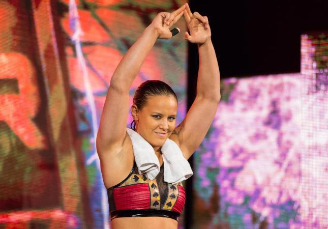 Shayna Baszler | WWE
