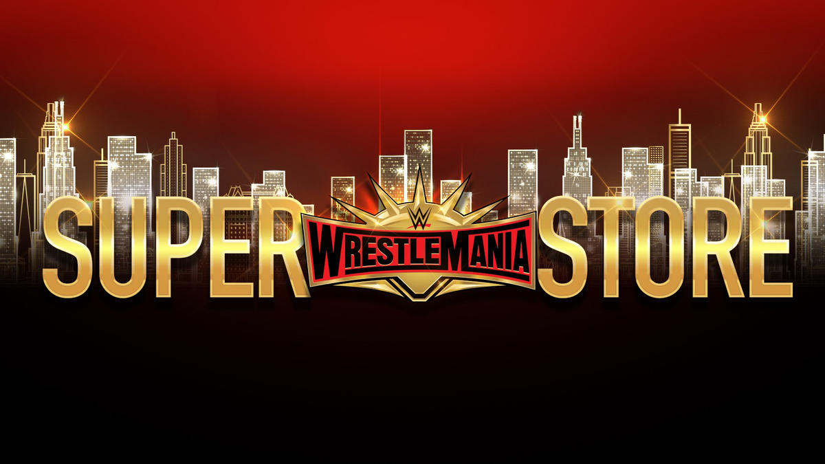 Visit The WrestleMania Superstore Throughout WrestleMania Week At Axxess WWE