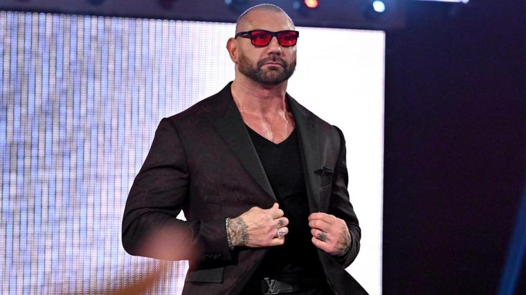 """Batista set to join Daniel Craig in """"Knives Out"""" sequel"""