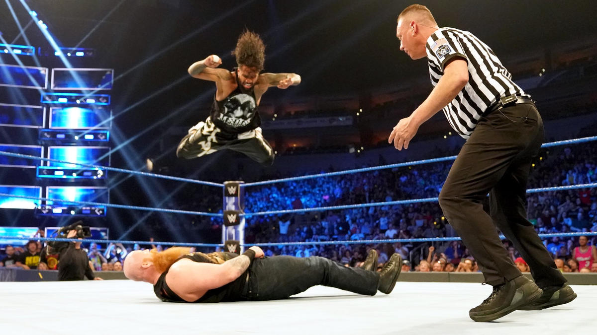 SmackDown LIVE Highlights May 7 2019 WWE