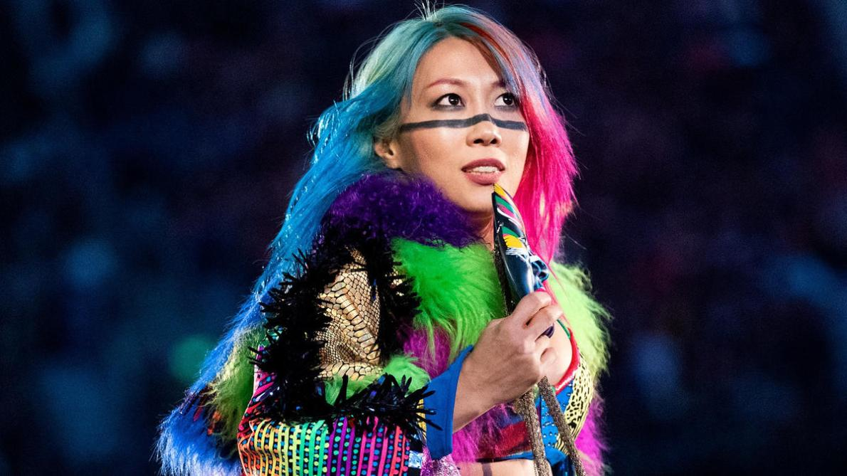 Asuka | WWE