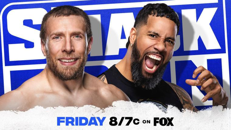 Daniel Bryan and Jey Uso set for high-stakes Steel Cage showdown on SmackDown