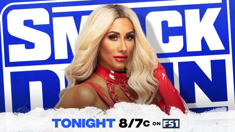 SmackDown to host Carmella's Champagne Toast