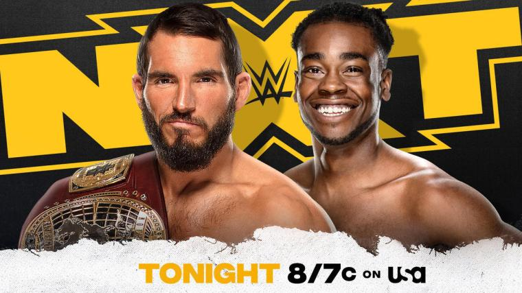 Johnny Gargano looks to end his championship curse against Leon Ruff