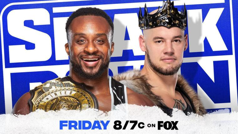 Intercontinental Champion Big E goes head-to-head with King Corbin