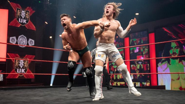 WWE NXT UK results, Jan. 7, 2021