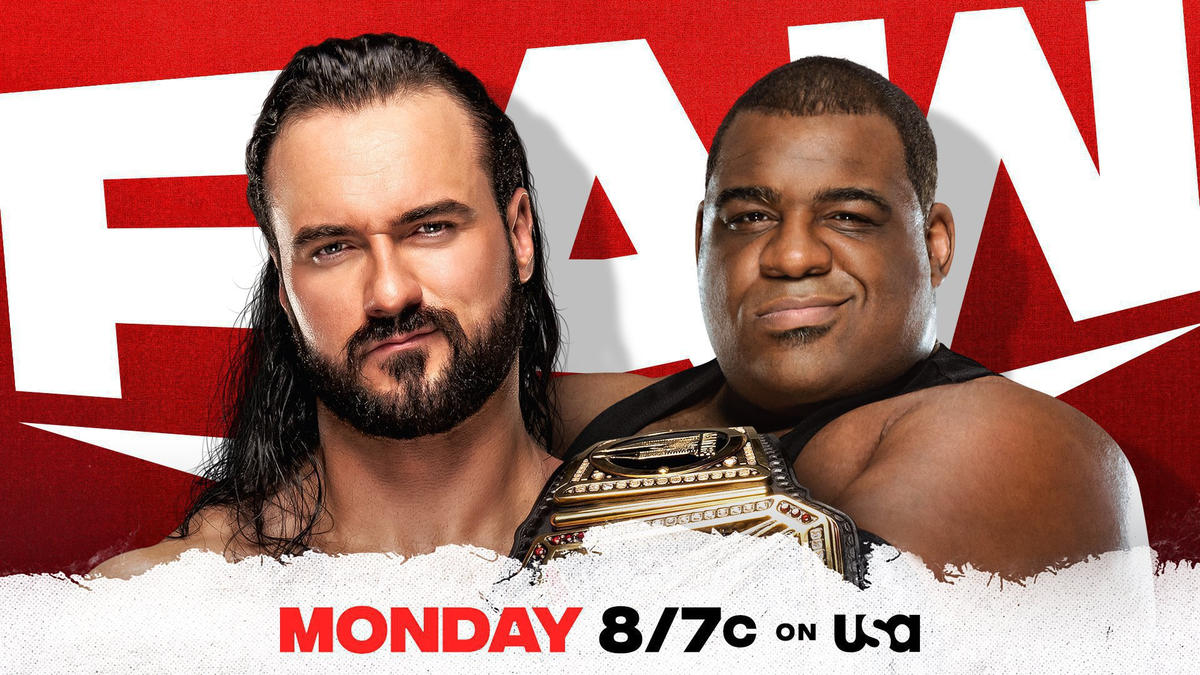 Drew McIntyre and Keith Lee to ring in new year with WWE Title clash