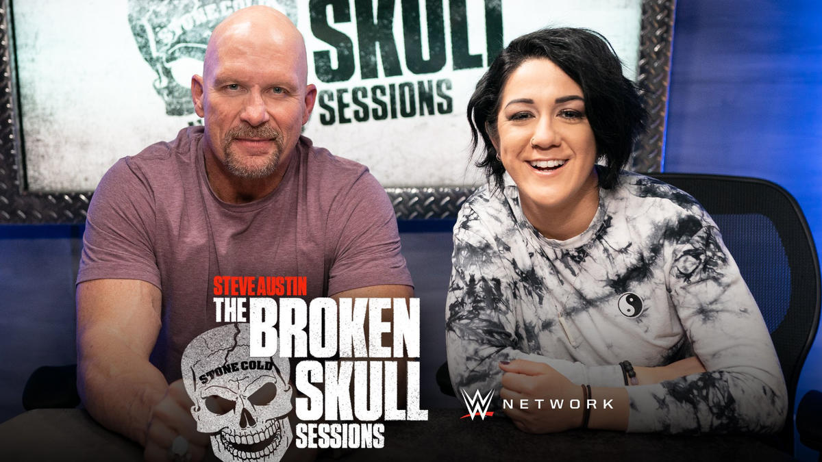"WWE Network schedule for the week of Jan. 4, 2021: Bayley joins ""Stone Cold"" Steve Austin on The Broken Skull Sessions"