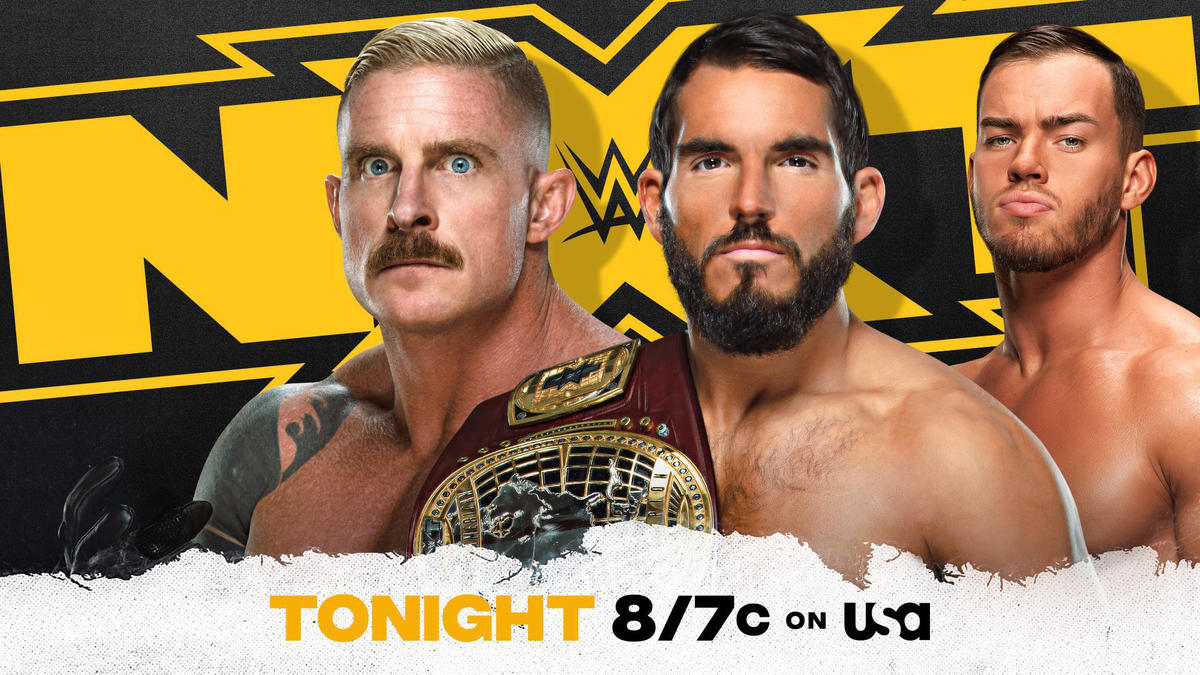 Dexter Lumis set for showdown with NXT North American Champion Johnny Gargano
