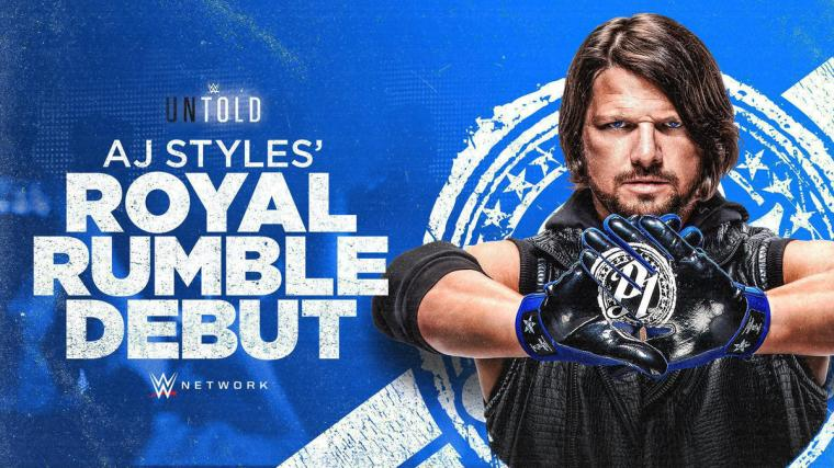 WWE Network schedule for the week of Jan. 11, 2021: AJ Styles' Royal Rumble Debut, The Best of Luke Harper and more
