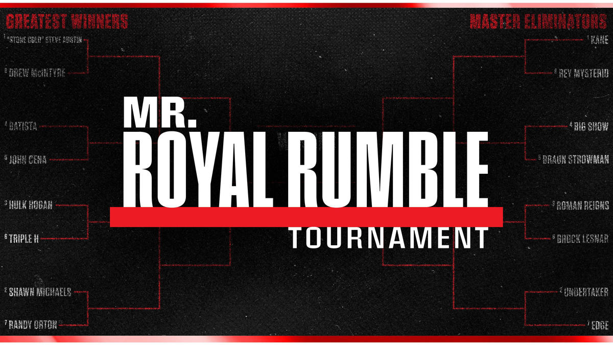 Vote to determine the greatest Royal Rumble competitor ever