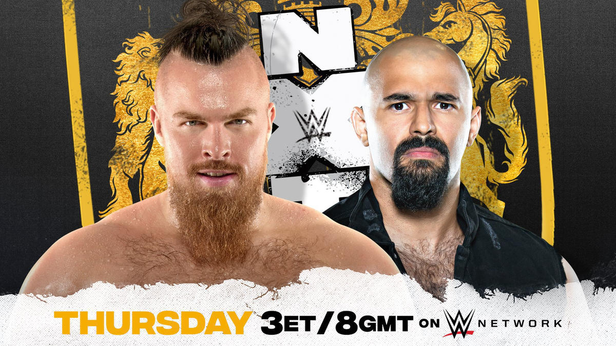 Samuels challenges A-Kid, Brown set to oppose Coffey on NXT UK