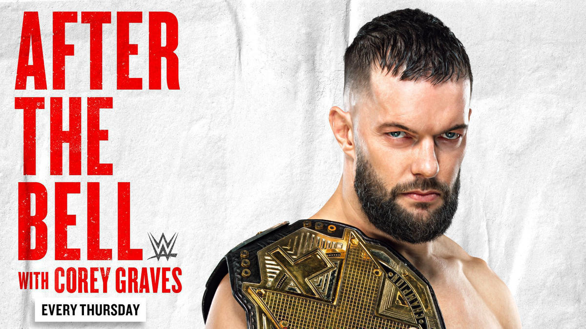 Finn Bálor joins WWE After the Bell following controversial conclusion of NXT TakeOver: Vengeance Day