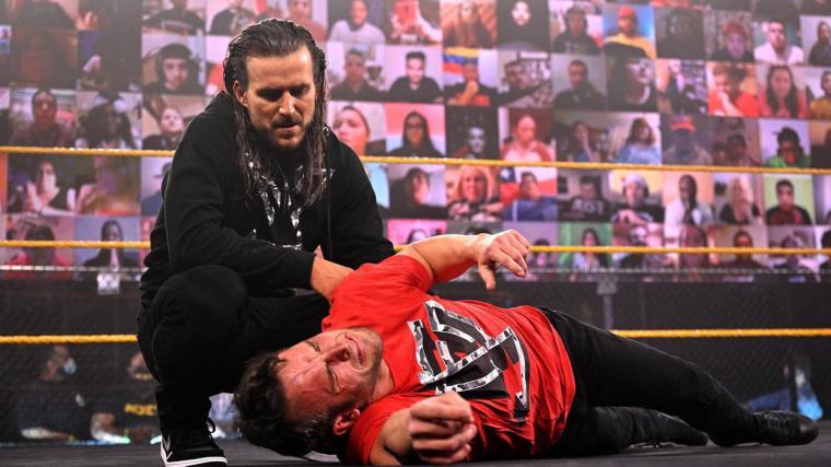 WWE NXT results, Feb. 24, 2021