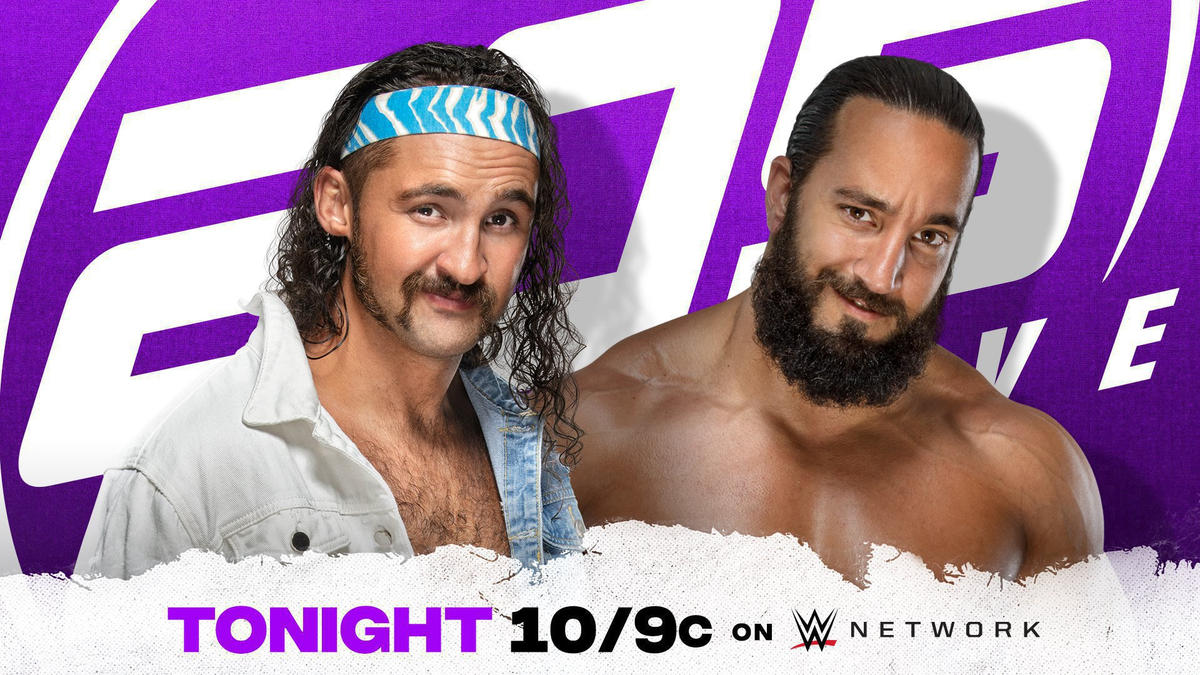 Mansoor and Stallion battle Ever-Rise, Grey collides with Nese on 205 Live