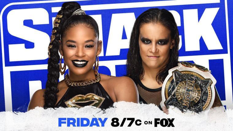 Bianca Belair to battle WWE Women's Tag Team Champion Shayna Baszler