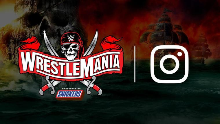 Become part of WrestleMania like never before with an exclusive Instagram AR lens
