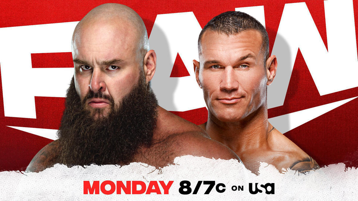 Braun Strowman and Randy Orton to clash for first time ever