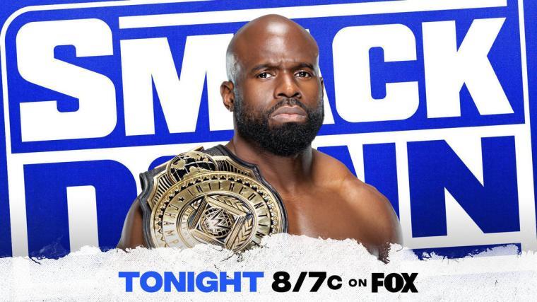 Apollo Crews to defend his Intercontinental Champion tonight