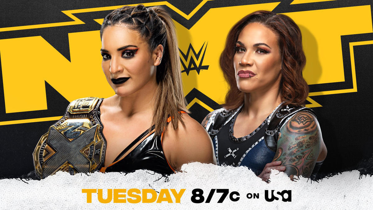 Raquel Gonzalez to put NXT Women's Championship on the line against Mercedes Martinez next Tuesday on NXT