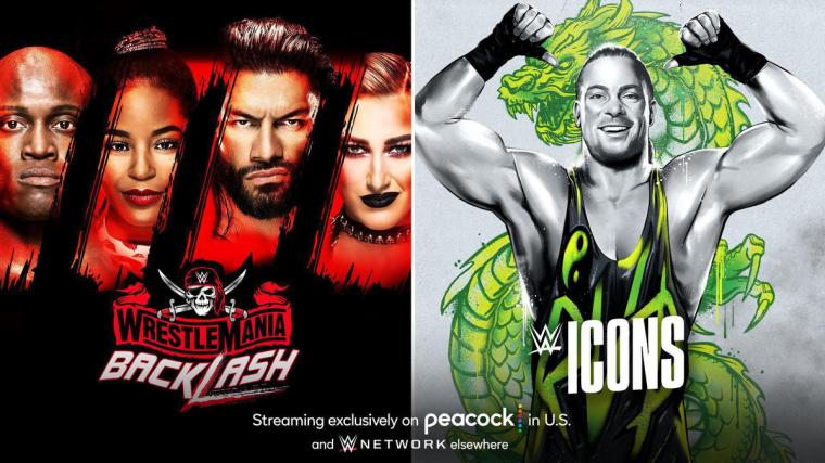 WWE: What's streaming this week on Peacock and WWE Network