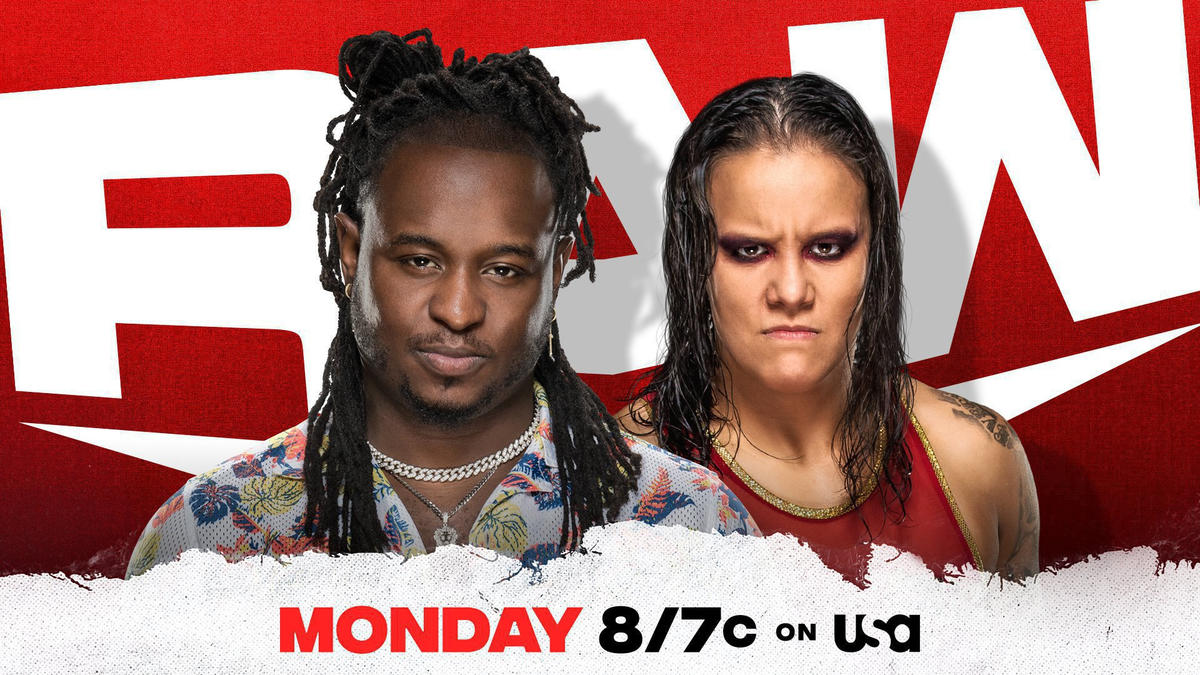 Shayna Baszler to take out her frustrations in a one-on-one match against Reginald