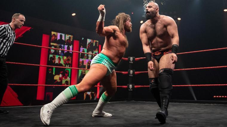 WWE NXT UK results, June 3, 2021