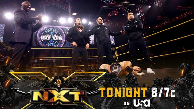 What will Diamond Mine have in store for NXT tonight?
