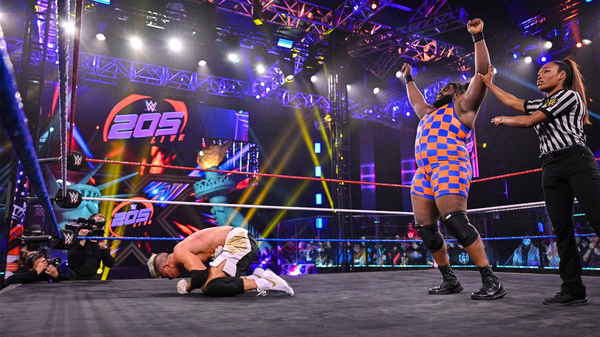 205 Live results: July 9, 2021